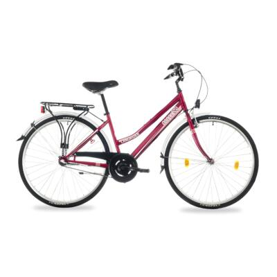 Schwinncsepel LANDRIDER 28/17 NÖI N3 2017 Trekking Kerékpár piros