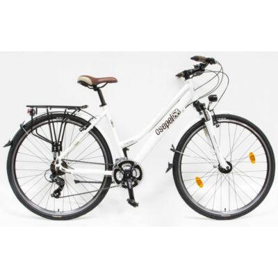 """Schwinncsepel TRC 200 28"""" 21SP AGYDIN 18 női Trekking Kerékpár fehér"""