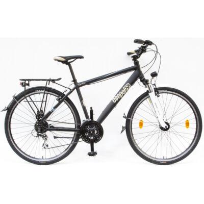 """Schwinncsepel Trc 250 28"""" 24sp Agydin 18 Férfi Trekking Kerékpár fekete"""