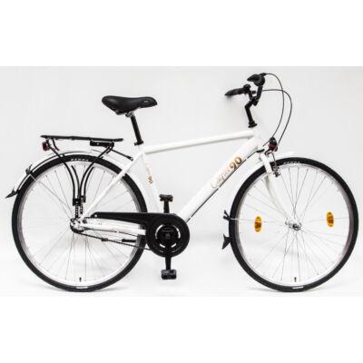 Schwinncsepel LANDRIDER 28/19 N3 90 LIMITÁLT férfi Trekking Kerékpár fehér