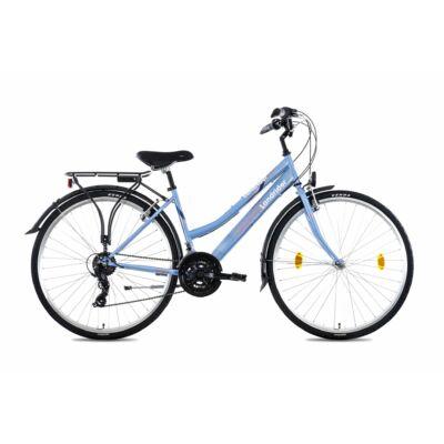 Schwinncsepel Landrider 28/19 21SP 21 női Trekking Kerékpár kék