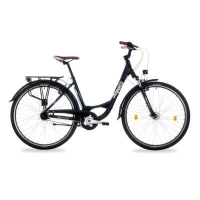 Schwinncsepel SIGNO 28/17 AGYD N7 2016 női City Kerékpár fekete