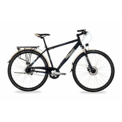 Schwinncsepel SPRING 300 FFI 28/19 AGYD AL8 DISC 2016 férfi City Kerékpár fekete