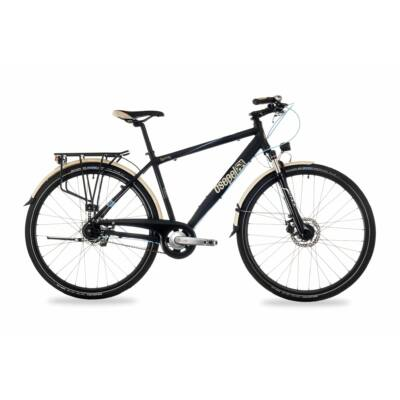 Schwinncsepel SPRING 300 FFI 28/21 AGYD AL8 DISC 2016 férfi City Kerékpár fekete