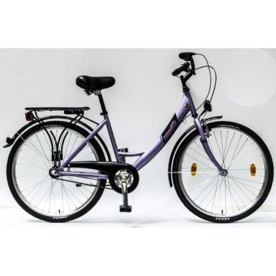 Schwinncsepel BUDAPEST A 26/17 N3 2017 Női City Kerékpár fekete