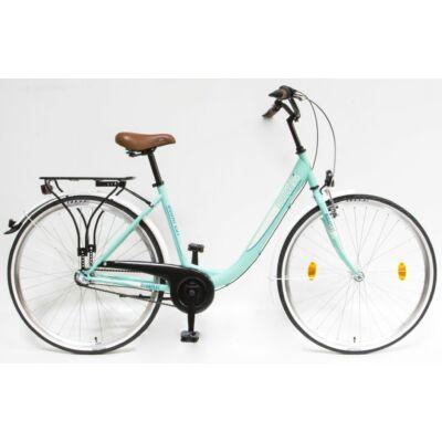 Schwinncsepel BUDAPEST B 28/19 N3 19 női City Kerékpár türkiz
