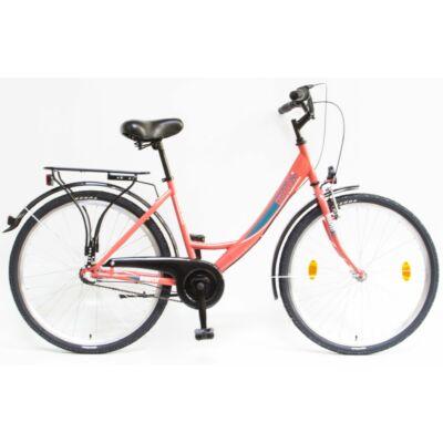 Schwinncsepel BUDAPEST A 26/17 N3 2020 női City Kerékpár korall