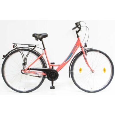 Schwinncsepel BUDAPEST A 28/17 N3 2020 női City Kerékpár korall
