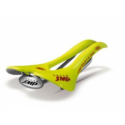 SMP Carbon Lite Yellow Fluo nyereg