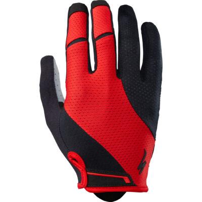 Specialized Bg gel glove lf red