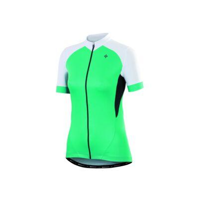 Specialized Mez SS jersey green/white Rbx sport woman