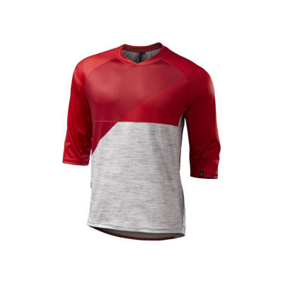 Specialized Mez enduro comp 3/4 jersey red