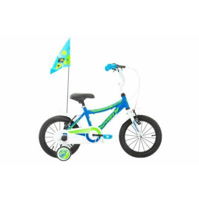 """Sprint-sirius Spunky Neon 14"""" Gyerek Kerékpár"""