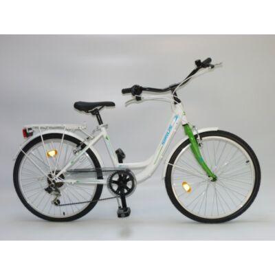 """Sprint Sirius Starlet 24"""" 6s. City Gyerek Kerékpár"""