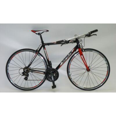 Sprint-Sirius Tempo férfi Országúti Kerékpár fekete-piros