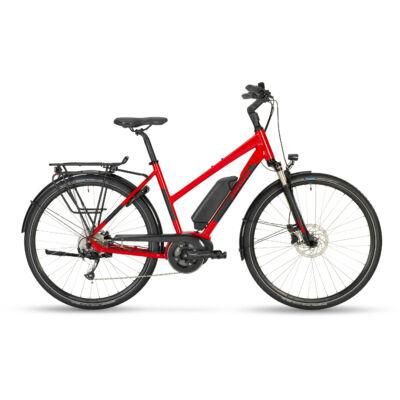 Stevens E-Molveno 2019 női E-bike piros