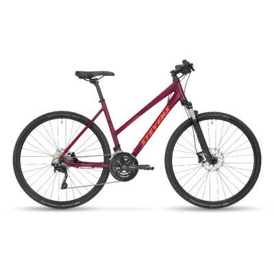 Stevens 6X 2021 női Cross Kerékpár berry
