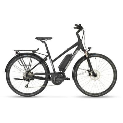 Stevens E-Molveno 2021 női E-bike lady vázas velvet black