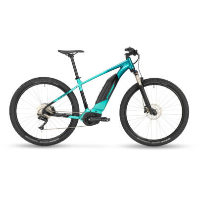 Stevens E-Tremalzo 2021 férfi E-bike arctic petrol