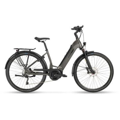 Stevens E-Triton PT5 2021 női E-bike lady vázas midnight grey