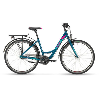 Stevens Tour Nexus Girl 27,5 2021 Gyerek Kerékpár ocean depth