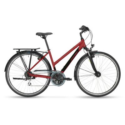 Stevens Albis 2021 női Trekking Kerékpár red pepper lady vázas