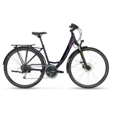 Stevens Jazz 2021 női Trekking Kerékpár forma mystic purple