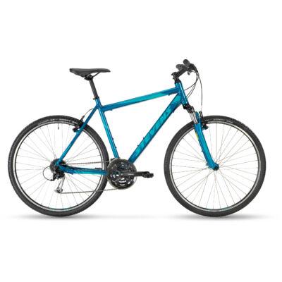 Stevens 3X Gent 2018 férfi cross kerékpár Shiny Petrol