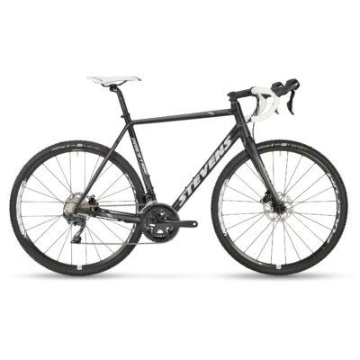 Stevens Prestige 2018 férfi Cyclocross Kerékpár velvet black