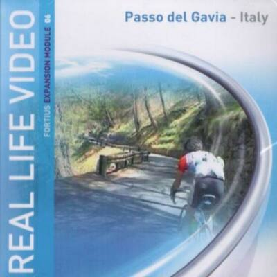 Tacx Real Life Video T1956.06 Passo Del Gavia