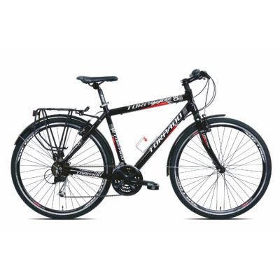 Torpado T830 Sportage Férfi Trekking Kerékpár fekete