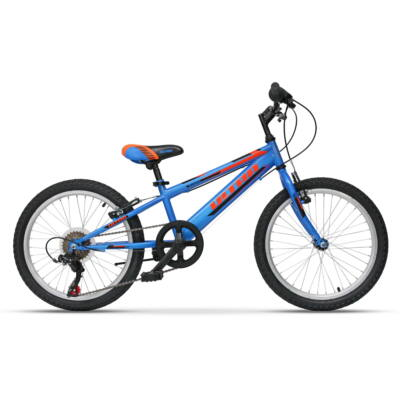 """Ultra Storm 6seb 20"""" Gyerek Kerékpár kék"""