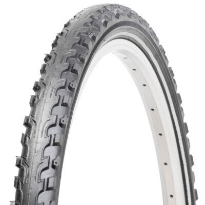 Vee Rubber thaiföldi gumiabroncs kerékpárhoz 47-622 28x1,75 VRB112 fekete, 1,5 mm defektvéd. réteggel, refl.
