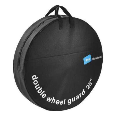 B&W Dupla kerék szállító táska 28