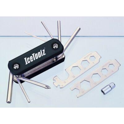 Icetoolz Szerszámkészlet 20-funkciós