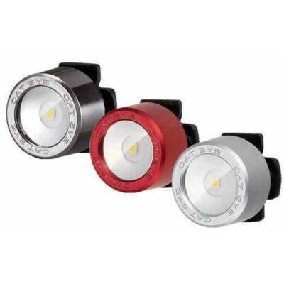 Cateye Lámpa Első Sl-ld130 Nima 1 Led 3 Funkció Gumis Rögzítés