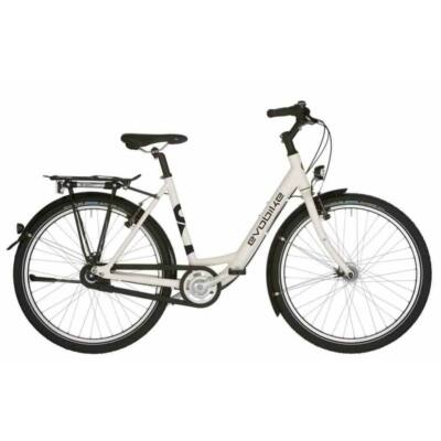 Evobike Komfort Deluxe női City kerékpár