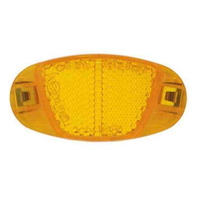Cateye Prizma Kerékre 1db Sárga
