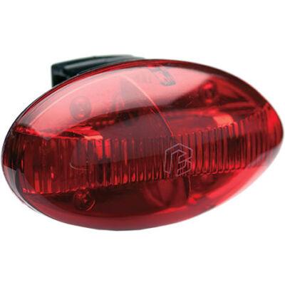 BikeFun Lámpa LINK hátsó 4 piros LED, 3 Funkció