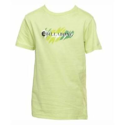 Billabong Neon Strikethrough S Neon Lime