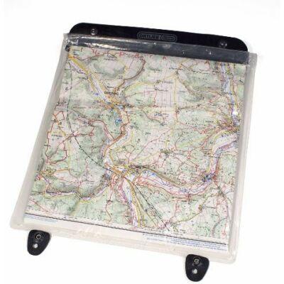 Ortlieb Map Case térképtartó Ultimate-hoz