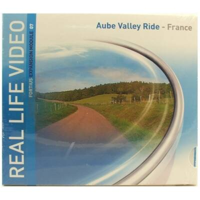 Tacx Real Life Video T1956.07 Aube Valley Ride