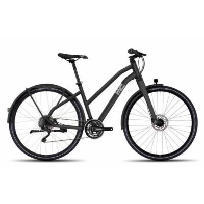 GHOST SQUARE Urban X 8 női 2016 Fitness Kerékpár