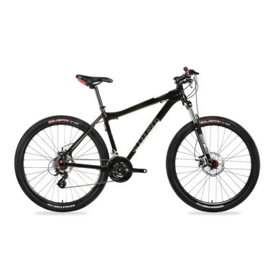 Schwinncsepel WOODLANDS PRO 27,5 MTB 1.0 21S MEDIUM fekete