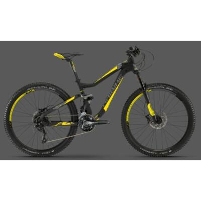 Haibike Q.XC 7.05 2016 férfi Fully Mountain Bike