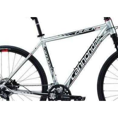 Cannondale Quick CX1 alu váz 2013