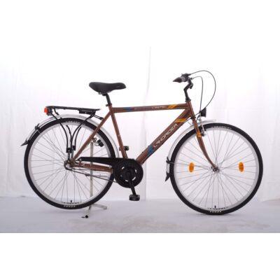 19ea14047b32 ... férfi trekking kerékpár · Schwinncsepel LANDRIDER 28-21 FFI N3 14 barna