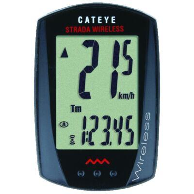 CATEYE Computer Strada wireless RD300W, fekete