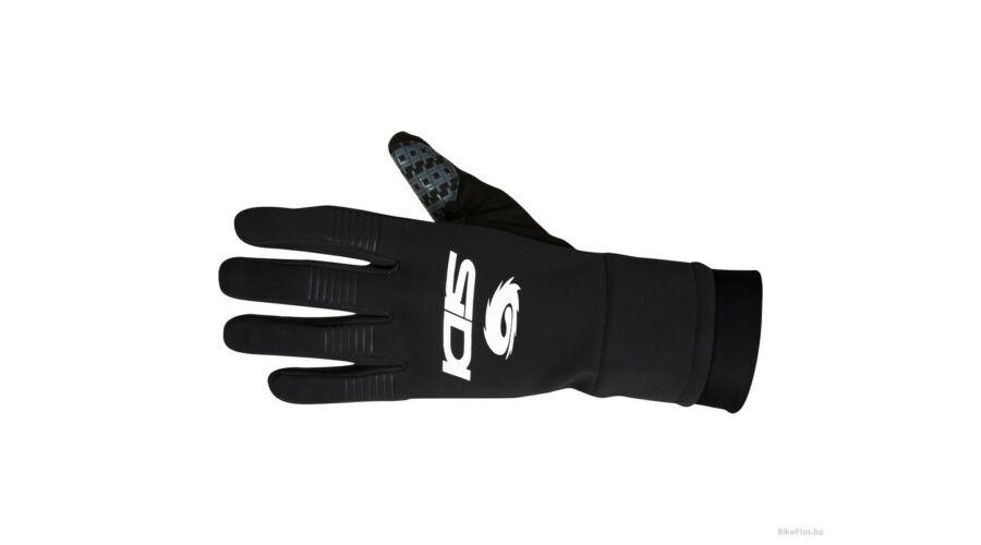 fa5142ac01 Castelli DINO 3 WINTER GLOVE férfi kerékpáros téli kesztyű, fekete Katt rá  a felnagyításhoz