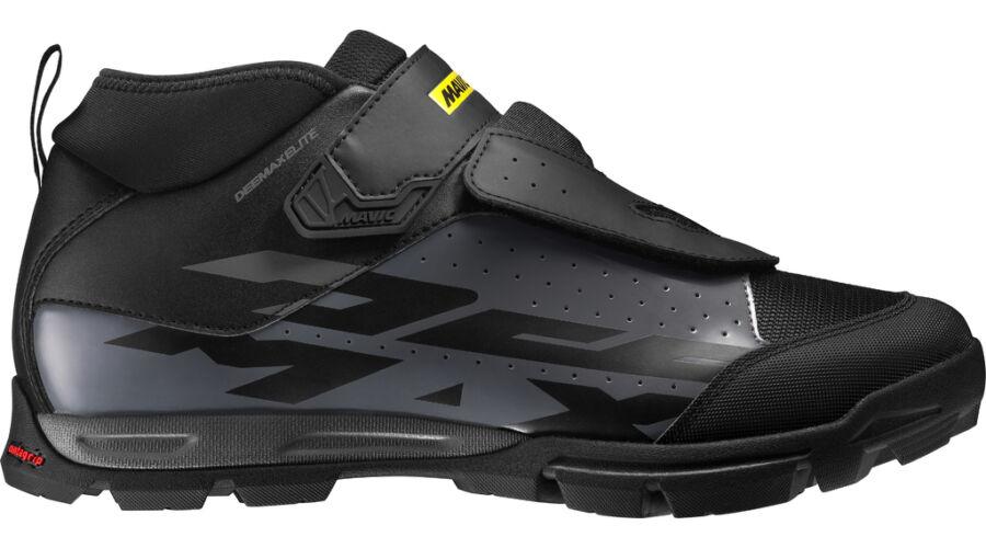 a5c01ad1091f MAVIC Cipő DEEMAX ELITE TRETRY BLACK/SMOKE PEARL/BLACK | Kerékpáros ...